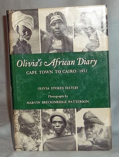 Collectible ILLUSTRATOR SIGNED 1st ed African Travel HC