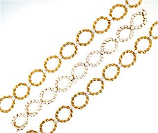French Transformable Necklace