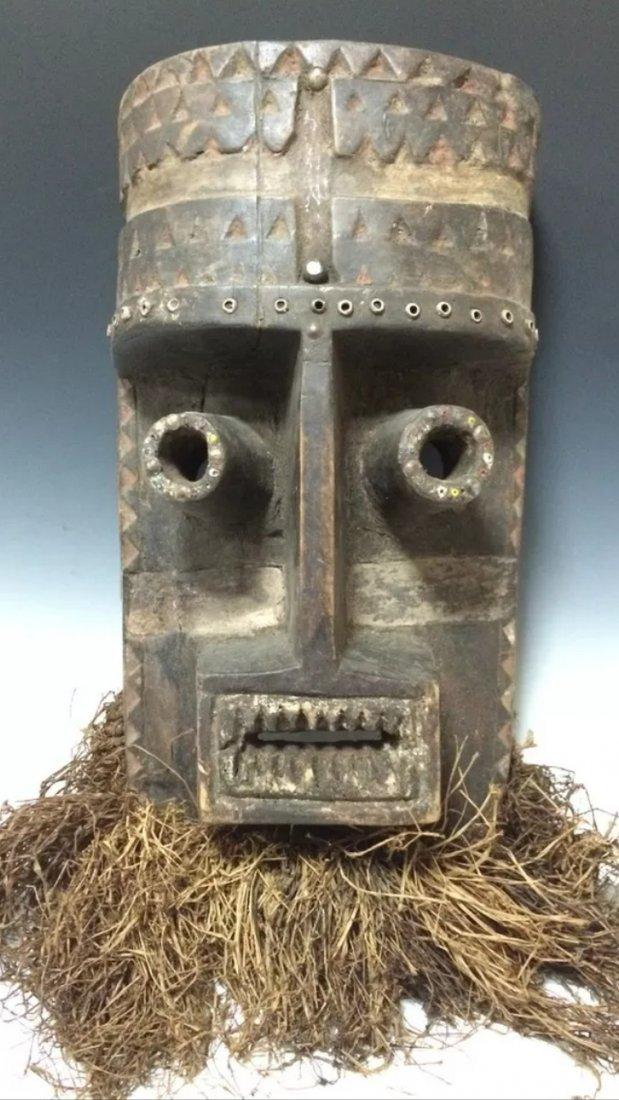 Large Grebo Mask