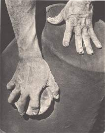 Bruehl, Anton - Hands of the Potter