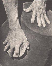 Bruehl, Anton - Hands of the Potter