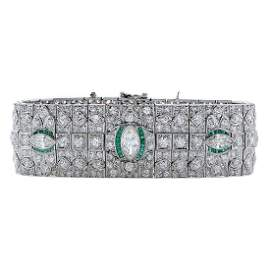 25ct Diamond Bracelet