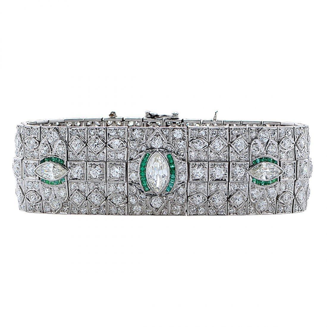 25ct Diamond Bracelet