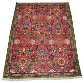 BEAUTIFUL TRADITIONAL DESIGN SEMI ANTIQUE PERSIAN