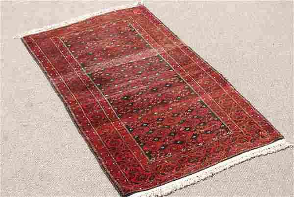 VERY COLLECTIBLE HAND MADE PERSIAN BALOOCH RUG