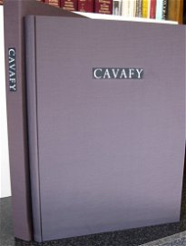 A Tribute to Cavafy - LEC - Duane Michals Illustrations