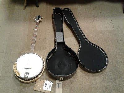 Conqueror 5 String Banjo