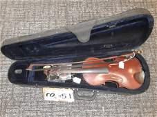 Violin Stradivarius Cremonius with Bow