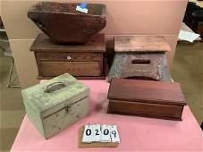 5 Antique Items for 1 Money