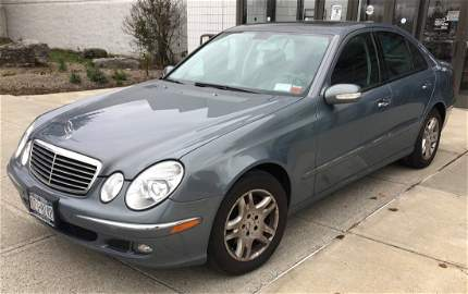 Estate 2006 Mercedes Benz E350 4matic