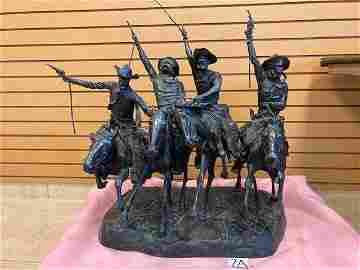 Fredrick Remington Bronze