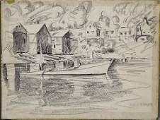 489: Emile Albert Gruppe Massachusetts (1896-1978)