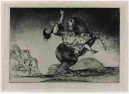 156: Goya (Francisco JosÈ de Goya y Lucientes)  Spanish