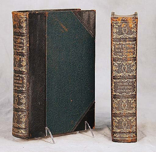 402: 12 vols. books:  Southern history