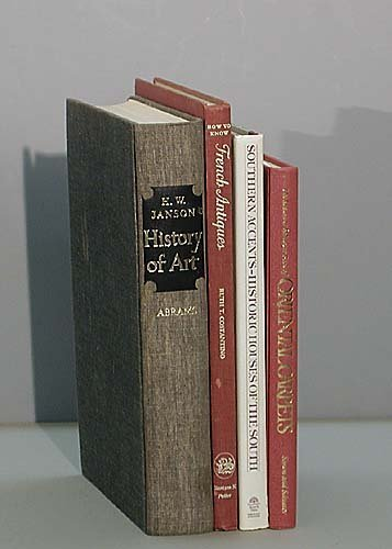 404: 18 vols. books: Antiques