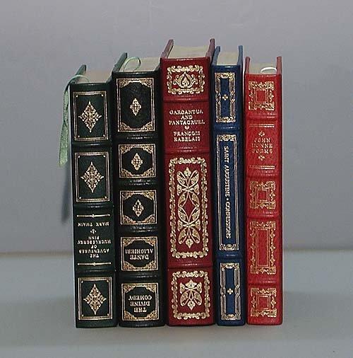 410: 30 vols. books: Franklin Library