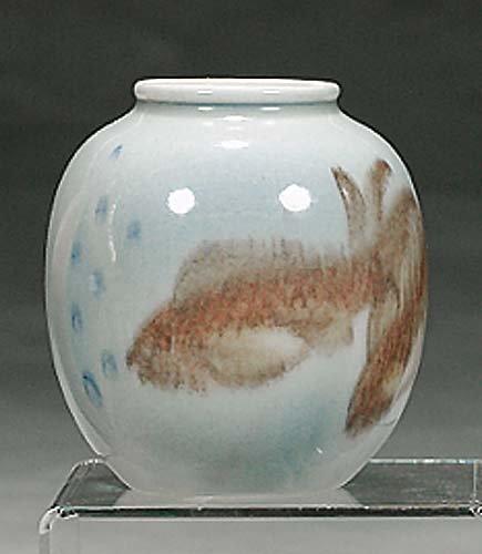 420: Rookwood vase, Margaret Helen McDonald