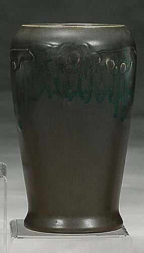 421: Rookwood pottery vase, Charles Stewart T