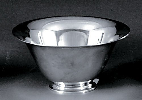515: Tiffany & Co sterling silver bowl