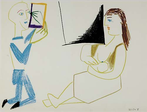 940: Pablo Picasso (after)