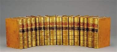 961: 16 vols books: Rare translation of Le Regne animal