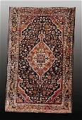 332 Antique Farahan Sarouk carpet