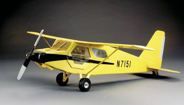 517: Southern folk art single engine airplane, by Roger
