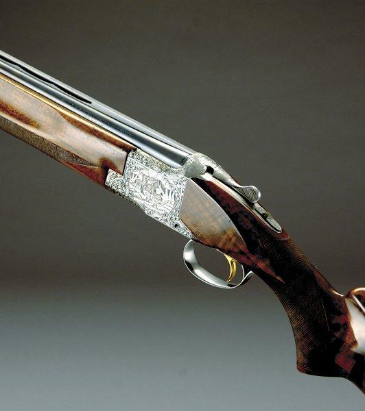 1000: Four barrel set Belgium Browning 'Diana Grade' su