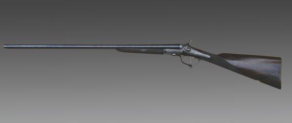 1014: Masu Bros 20-bore hammer gun, SN4322