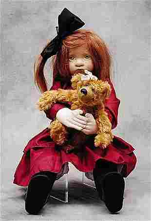 005: Nancy Latham doll Date: circa 1994 lit