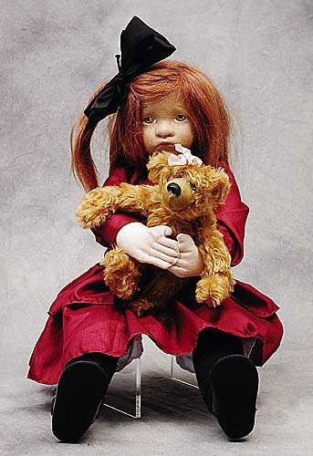 005: Nancy Latham doll  Date: circa 1994  lit