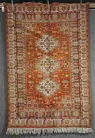 008: Very fine Kashmir Size: 4' x 6'