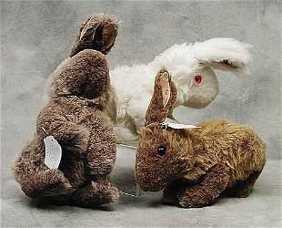 017: Three rabbits by Charleen Kinser Designs