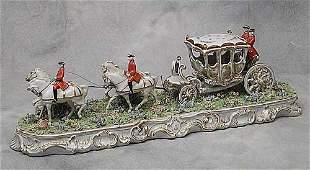 021: Dresden porcelain figurine Date: 20th c