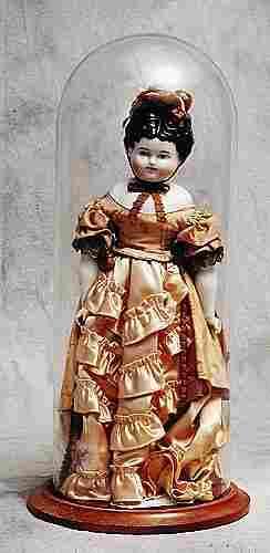 022: China shoulder-head female doll Date: e