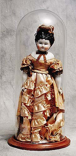 022: China shoulder-head female doll  Date: e