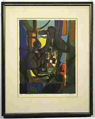 002: Mouly, Marcel French (b. 1918)
