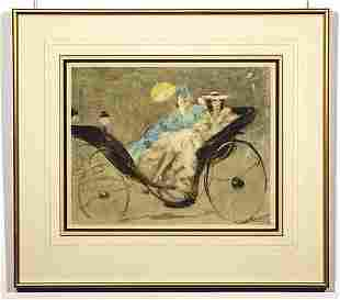 005: Icart, Louis French (1888 -1950)