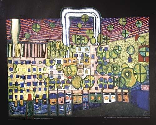 008: Hundertwasser, Friedensreich Austrian (1928-2000)