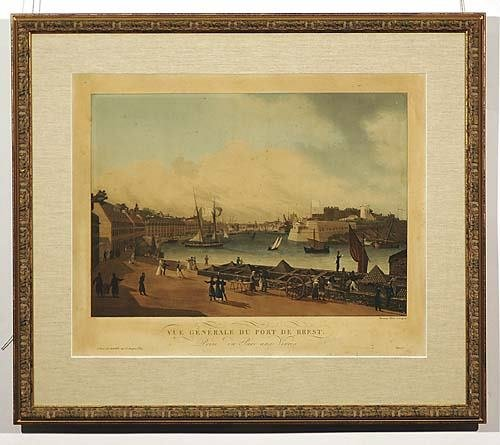 012: Garneray, Ambrose Louis French (1783-1857)