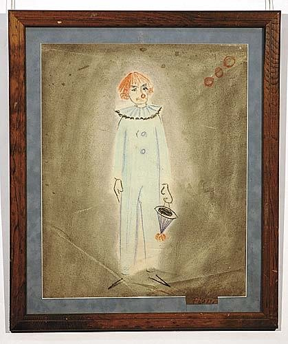 018: Picasso, Pablo (manner of) Spanish (19th/20th cent