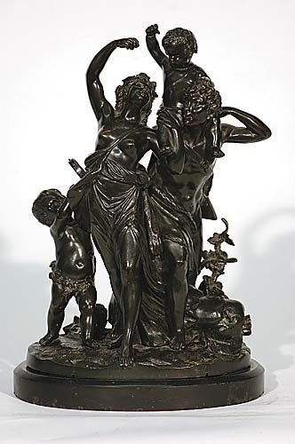 018A: Clodion, Claude Michel (after) French (1738-1814