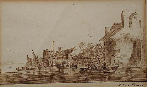 19: Koets, Petris Dutch (late 18th/early 19th