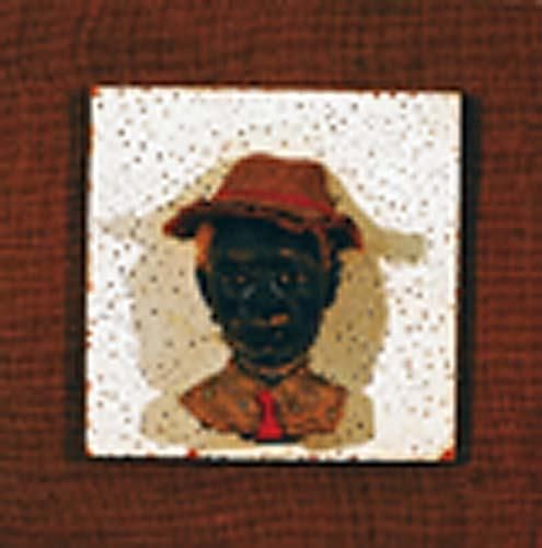Southern folk art plaque Date:early 20th century