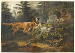 649 Currier  IvesAmerican 18571907AMERICAN FIELD S