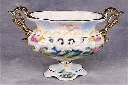 146 Italian ceramic vase
