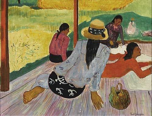 116: de Hory, Elmyr Hungarian (1906-1976) WOMEN ON A VE