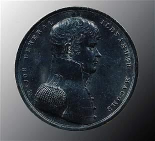 Three Borghese medallion replicas Italian