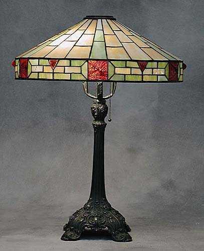 409 wilkinson table lamp circa 1910 slag gl aloadofball Choice Image