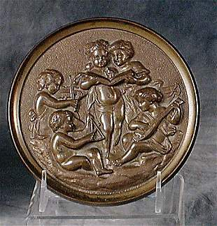 005: Continental (early 20th century) ROUND P